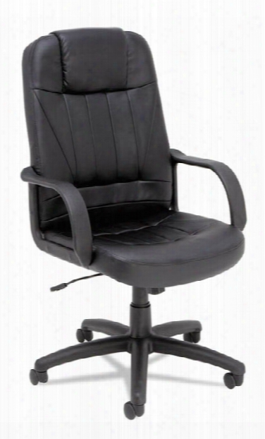 Executive High-back Swivel/tilt Chair By Alera