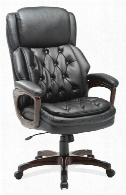 Executive High Back Tufted Chair By Office Source