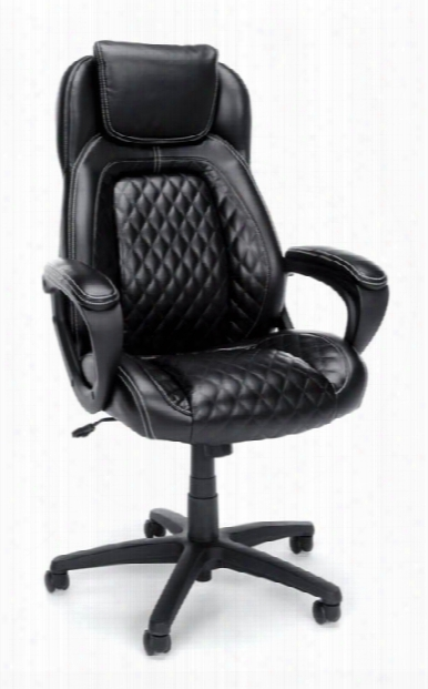 Executive Leather Chair By Essentials