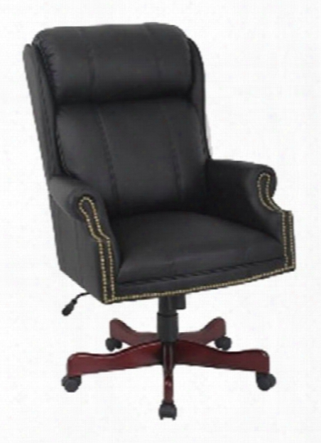 Executive Traditional Chair By Solution Seating