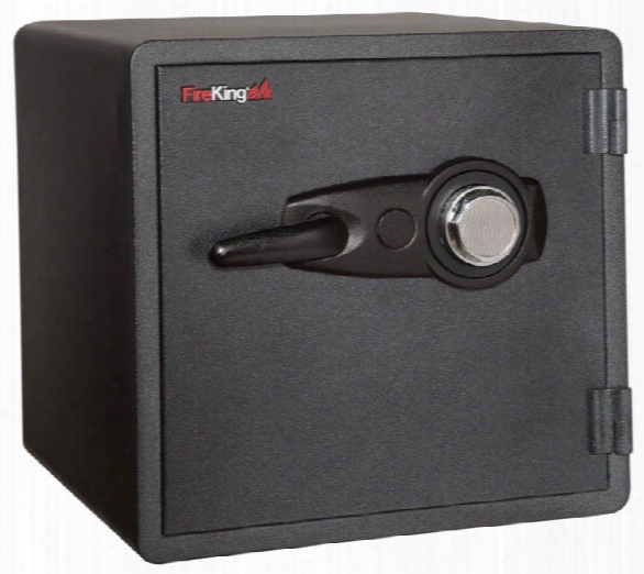 Fire Proof Safe With Four Locking Bolts And Dial Combination Each By Fireking