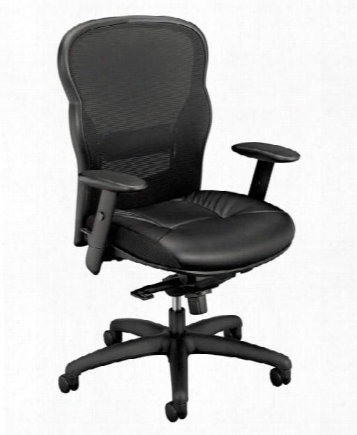 High-back Swivel/tilt Work Chair By Hon