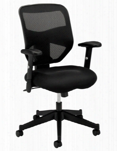 High-back Work Chair By Hon