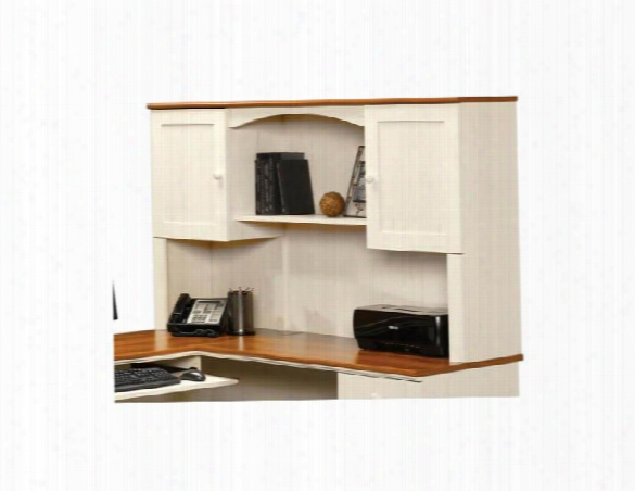 Hutch For Corner Computer Desk By Sauder