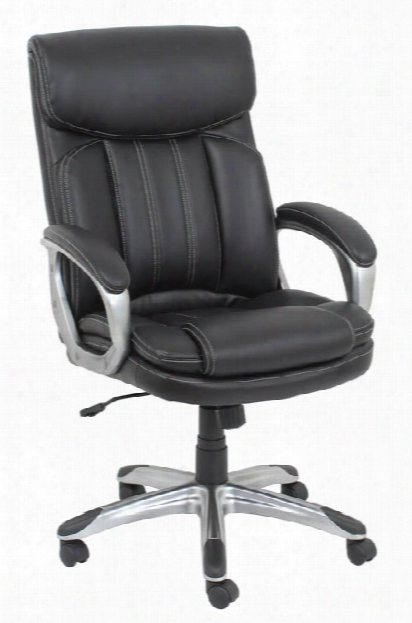 Leather Executive Chair By Solution Seating