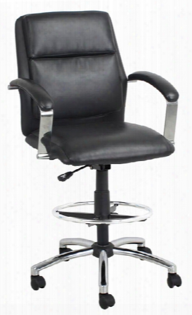 Leather Task Chair By Solution Seating