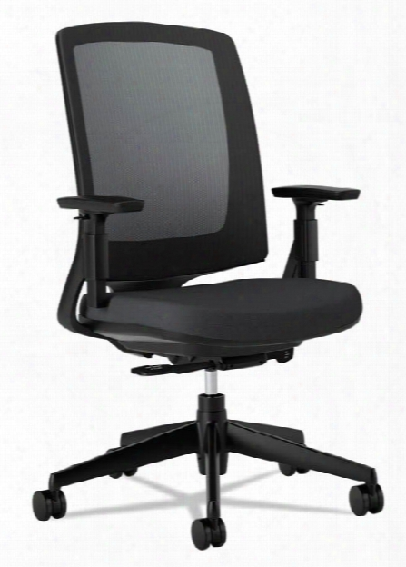 Lota Series Mesh Mid-back Work Chair By Hon