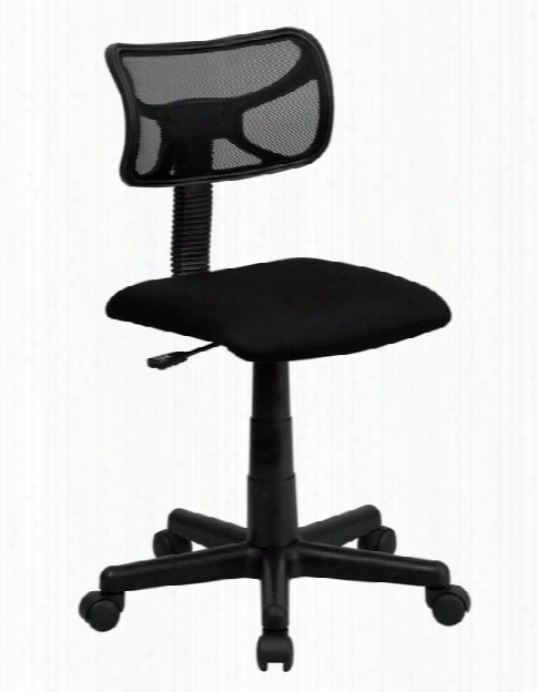 Low-back Mesh Swivel Task Chair By Innovations Office Furniture