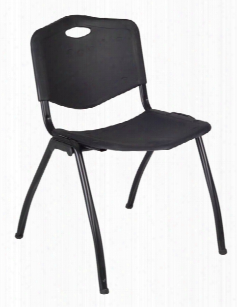 'm' Stack Chair (8 Pack) By Regency Furniture