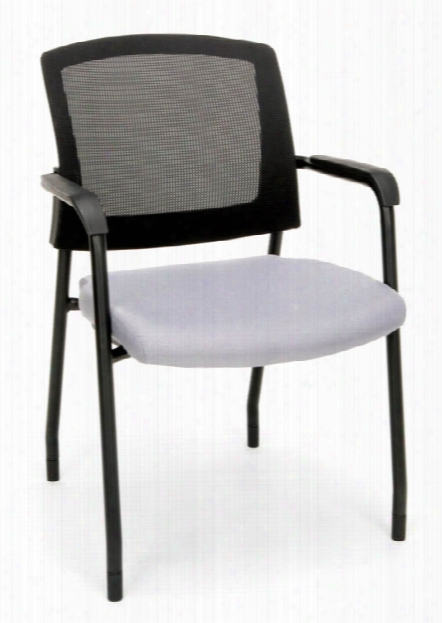 Mesh Back Guest Chair By Ofm