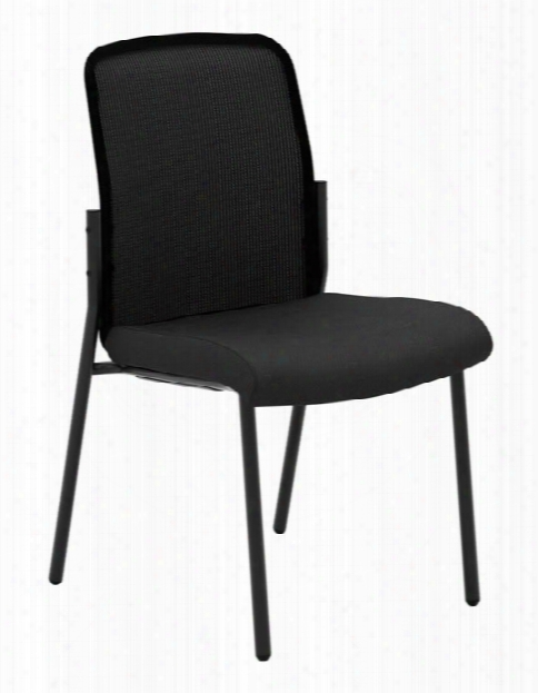 Mesh Back Multi-purpose Chair By Hon