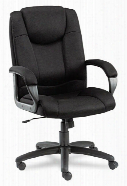 Mesh High-back Swivel/tilt Chair By Alera