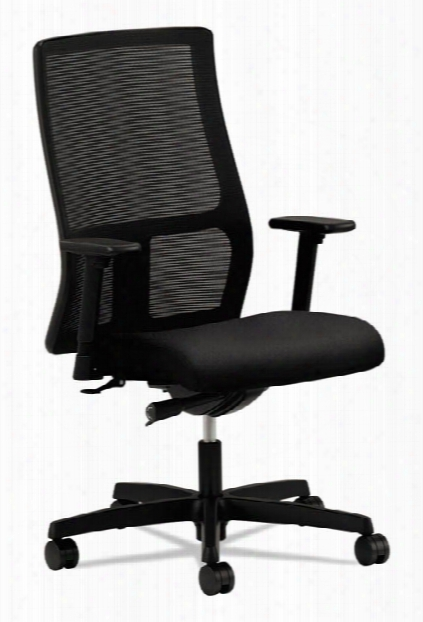 Mesh Mid-back Work Chair By Hon