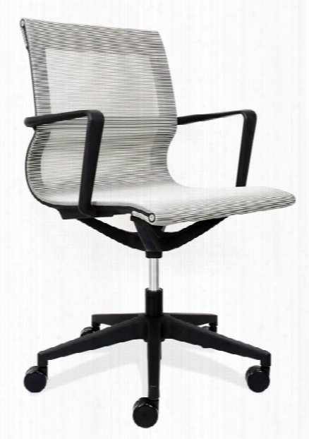 Mesh Swivel Chair By Office Source