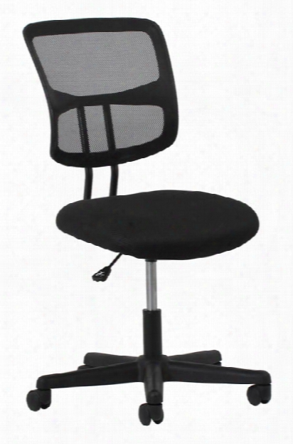 Mid Back Mesh Task Chair By Essentials