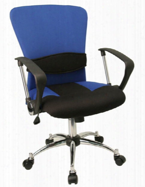 Mid-back Swivel Chair With Arms By Innovations Office Furniture