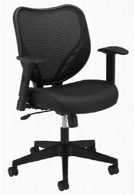 Mid-back Swivel/tilt Chair By Hon