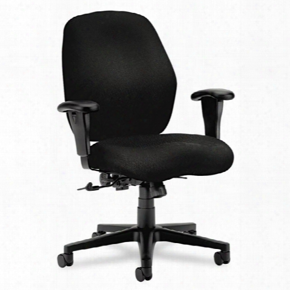 Mid-back Task Chair By Hon