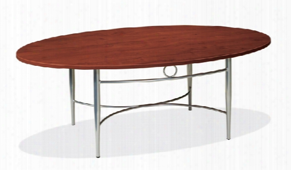 Oval Coffee Table By Office Source
