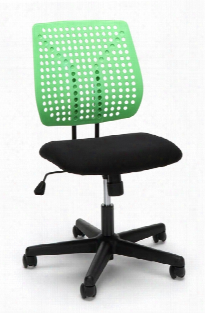Plastic Back Task Chair By Essentials