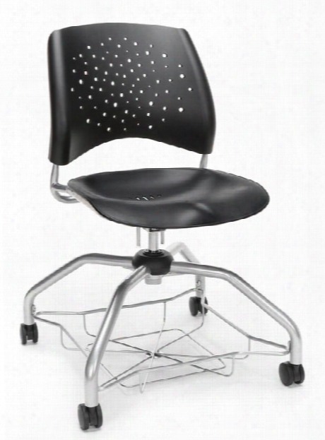 Plastic Chair By Ofm