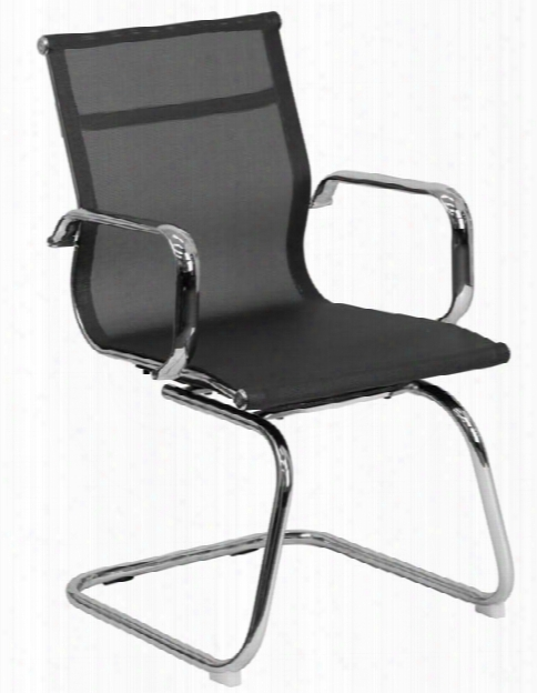 Reception Chair With Sled Base By Innovations Office Furniture