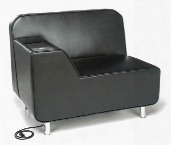 Right Arm Lounge Chair With Electrical By Ofm