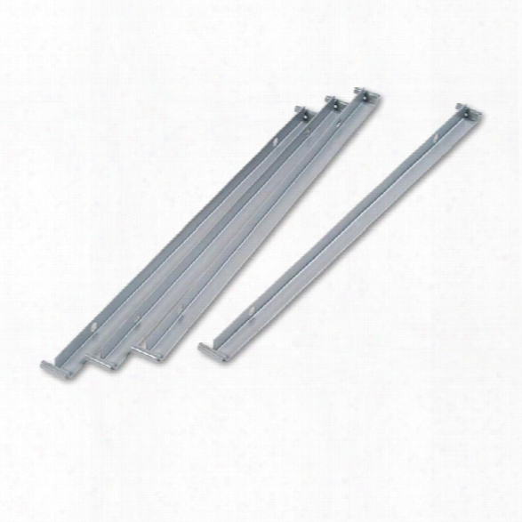 "Single Cross Rails For 30"" And 36"" Lateral Files - 4/pk By Hon"