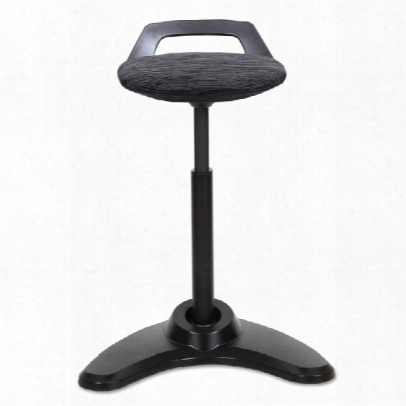 Sit-to-stand Perch Stool By Alera