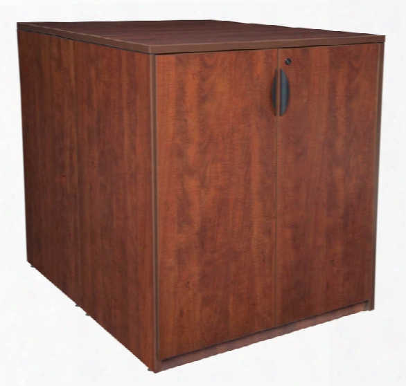 Stand Up Back To Back Storage Cabinet/ Storage Cabinet By Regency Furniture