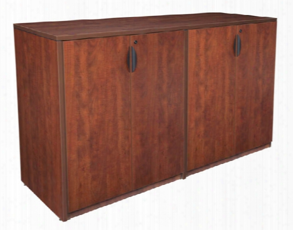 Stand Up Side To Side Storage Cabinet/ Storage Cabinet By Regency Furniture