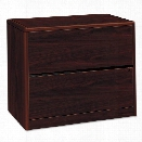 "36""W x 20""D x 29 1/2""H Two Drawer Lateral File by HON"