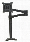 Single Screen Articulating Monitor Mount by Regency Furniture