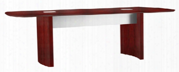 10' Conference Table By Mayline Office Furniture