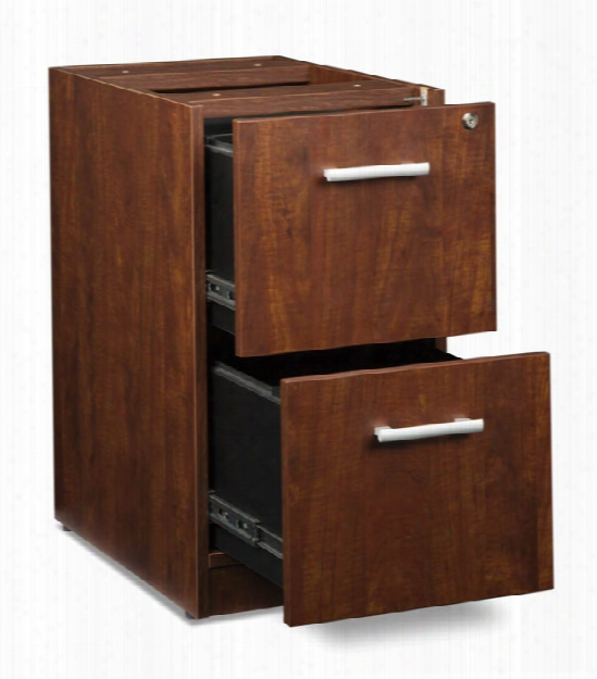 2 Drawer File Pedestal By Ofm