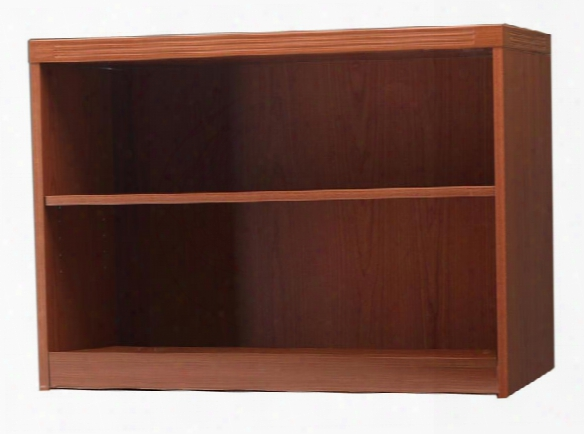 2 Shelf Bookcase By Mayline Office Furniture