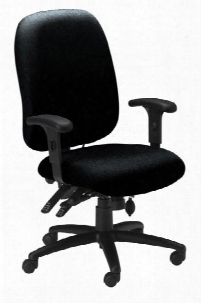 24 Hour High Performance Fabric Chair By Mayline Office Furniture