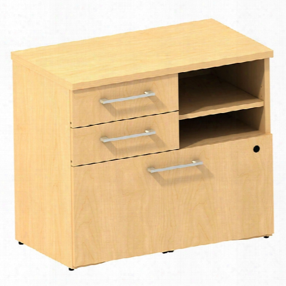 "30"" Piler / Filer Cabinet By Bush"