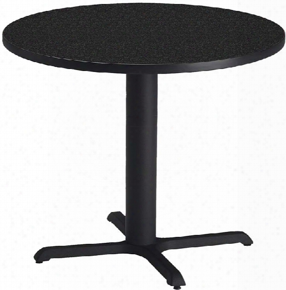 "30"" Round Conference Table By Mayline Office Furniture"