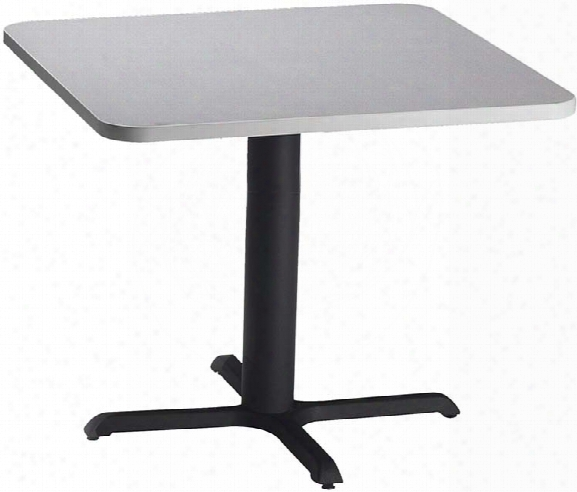 "30"" Square Hospitality Table By Mayline Office Furniture"