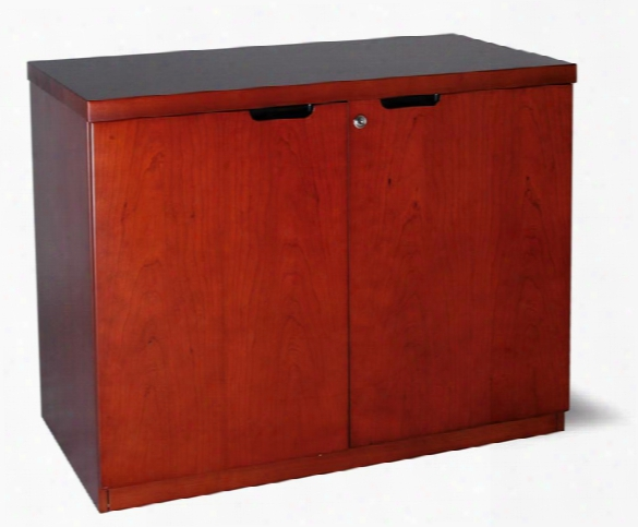 "36"" Hinged Door Credenza By Mayline Office Furniture"