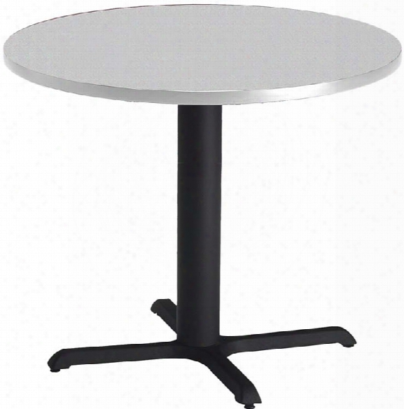 """36"""" Round Conference Table By Mayline Office Furniture"""