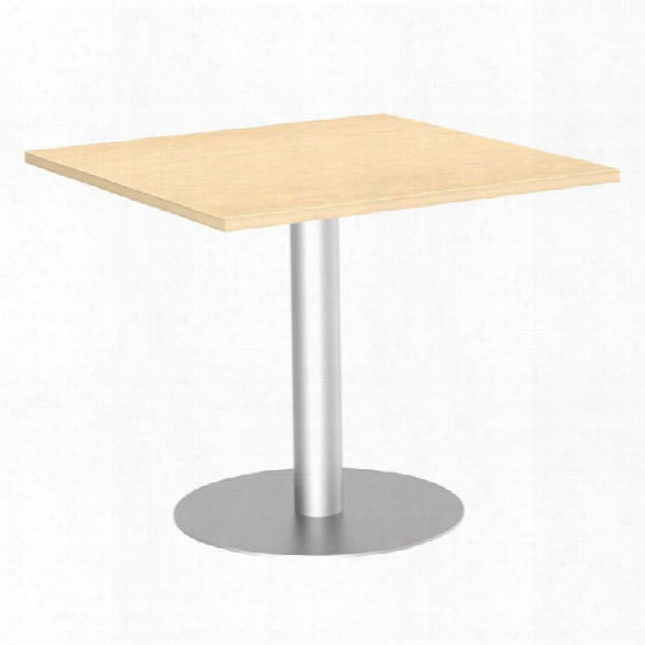 "36"" Square Conference Table By Bush"