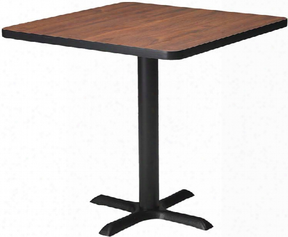 "36"" Square Conference Table By Mayline Office Furniture"