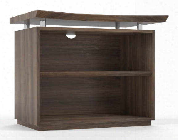 """36"""" Two Shelf Bookcase By Mayline Office Furniture"""