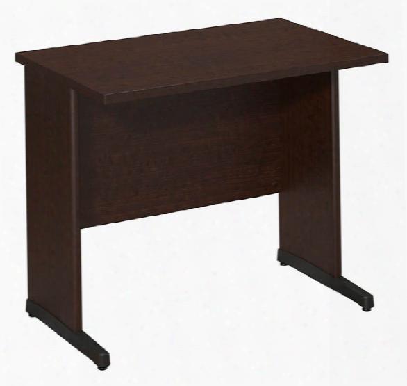 """36""""w X 24""""d C-leg Desk By Bush"""