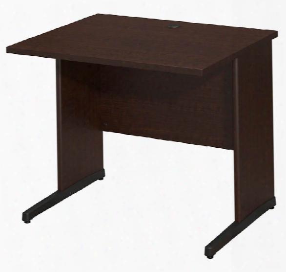 """36""""w X 30""""d C-leg Desk By Bush"""