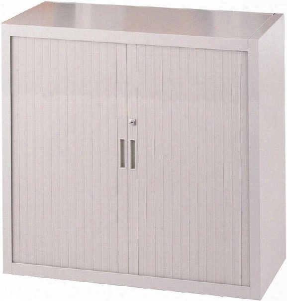 "42""w Three Tier File Harbor Cabinet By Mayline Office Furniture"