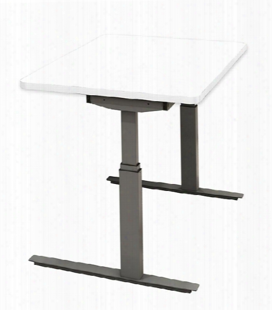"48&qout; X 24"" Height Adjustable Table By Mayline Office Furniture"