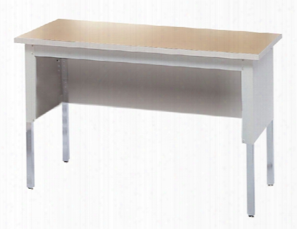 "48""w Adjustable Height Work Table By Mayline Office Furniture"
